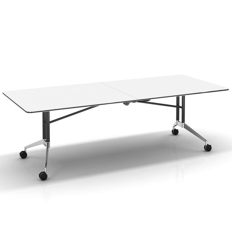 Rapid Edge Folding Boardroom Table Office Partners - Folding boardroom table